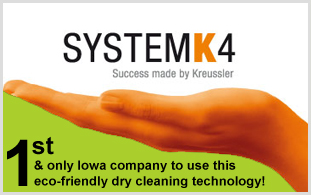 System K4 Eco Friendly Dry Cleaning